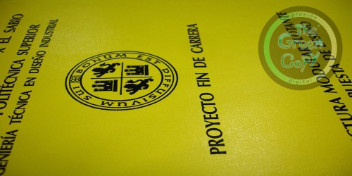 Grabado proyectos fin de carrera tesis doctorales madrid for Carrera de diseno industrial