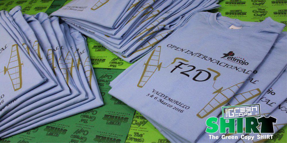 a8d5b4b45 Estampar Camisetas Baratas para Torneos de Petirrojo en Madrid - Tienda  para Imprimir Camisetas de Campeonatos