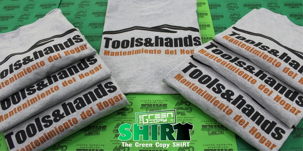 482d0f824 camisetas personalizadas baratas madrid impresion de camisetas para tools  and hands brunete
