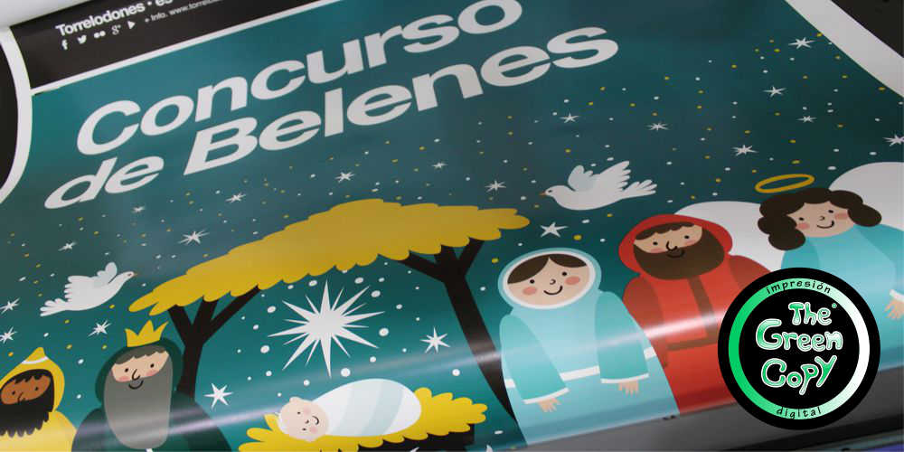 Imagenes De Belenes Para Imprimir.Impresion De Vinilos Pegatinas Publicitarias Madrid The