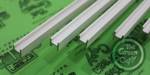 Material maquetas arquitectura ingenier a madrid - Perfiles de plastico ...