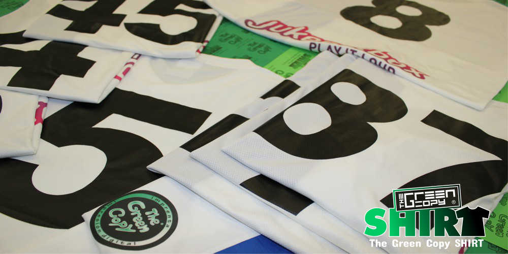 Tienda para Serigrafiar Camisetas de Fútbol con tu Nombre Número y Dorsales  en Madrid Villanueva de bc54438a19ce1